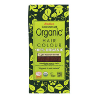 Organic Hair Colour - Light Red Blonde 100g