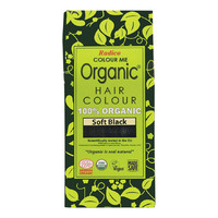 Organic Hair Colour - Soft Black 100g