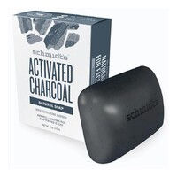 Activated Charcoal Natural Soap 142g