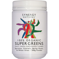 Organic Super Greens Powder 500g