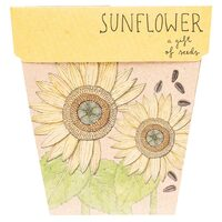 A Gift of Seeds - Sunflower