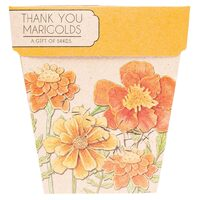 A Gift of Seeds - Marigolds