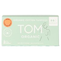 Organic Tampons (Value Pack) - Regular x32