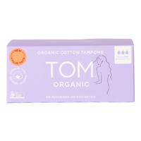Organic Tampons (Value Pack) - Super x32