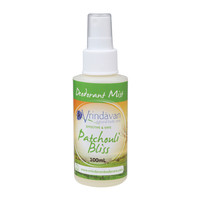 Patchouli Bliss Deodorant Mist 100ml