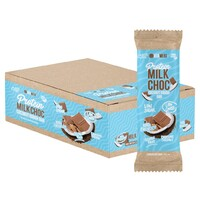 Protein Milk Choc Bar - Coconut Rough (12x35g)
