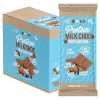 Fruit & Nut Protein Milk Choc Bars (12x100g)