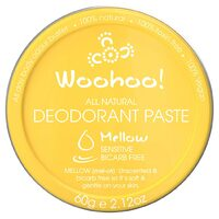 Natural Travel Deodorant Paste - Mellow 40g