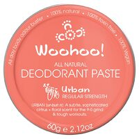 Natural Travel Deodorant Paste - Urban 40g