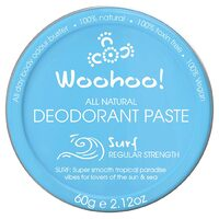 Natural Travel Deodorant Paste - Surf 40g