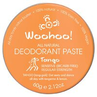 All Natural Deodorant Paste - Tango 60g