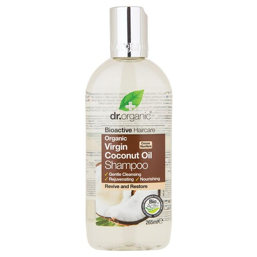 Organic Virgin Coconut Oil Shampoo 265ml