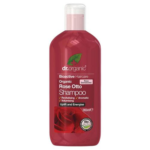 Organic Rose Otto Shampoo 265ml