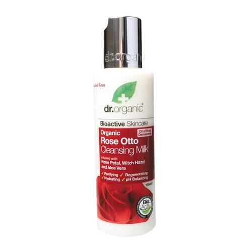 Organic Rose Otto Cleansing Milk 150ml