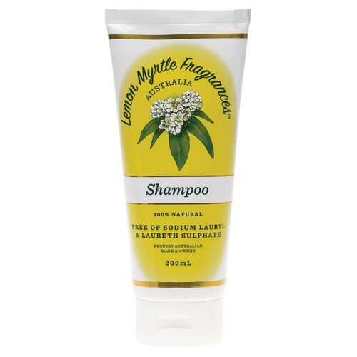 Lemon Myrtle Shampoo 200ml