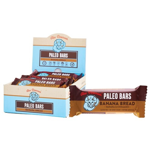 Banana Bread Paleo Bar (12x45g)