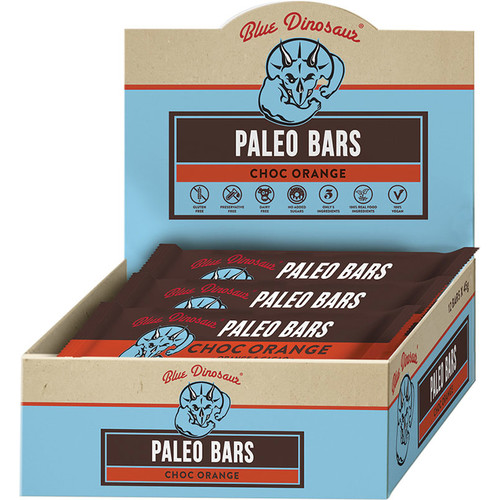 Choc Orange Paleo Bar (12x45g)