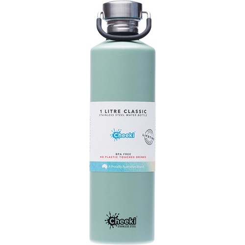 Stainless Steel Bottle - Pistachio 1L