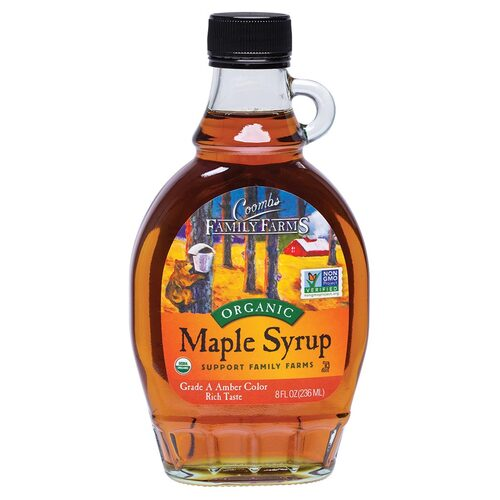 Grade A Organic Maple Syrup 236ml