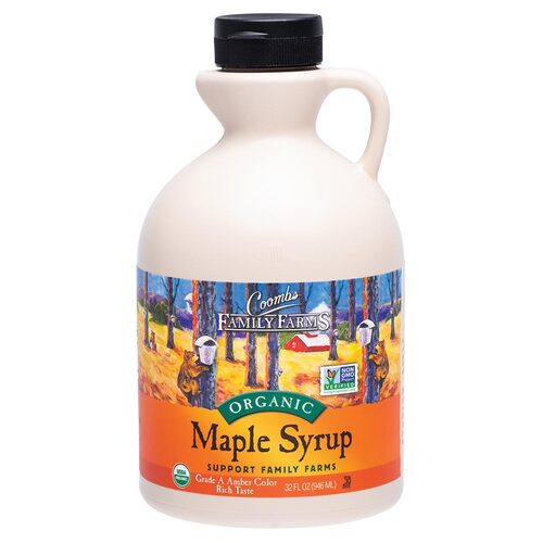 Grade A Organic Maple Syrup 946ml