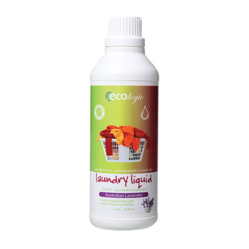 Natural Laundry Liquid - Citrus Fusion 1L