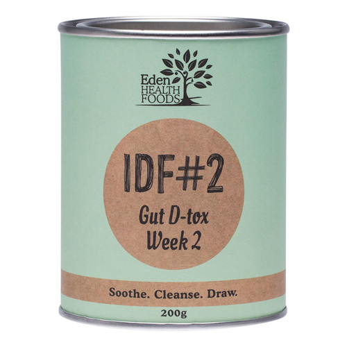 IDF#2 Gut D-tox Powder 200g