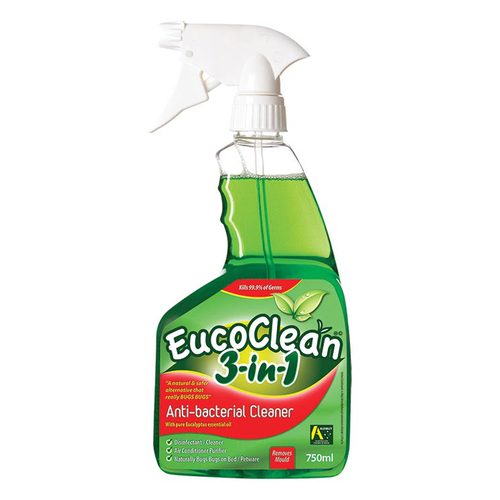 3-in-1 Anti-Bacterial Cleaner 750ml
