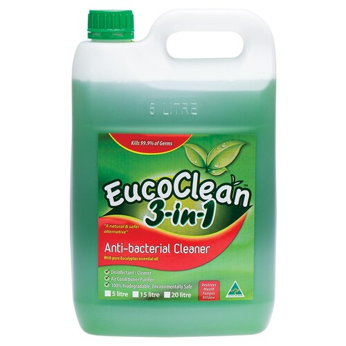 3-in-1 Anti-Bacterial Cleaner 5L