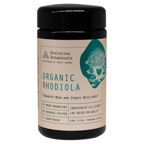 Organic Rhodiola Extract 120g