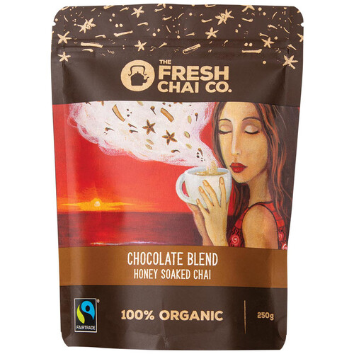 Honey Soaked Chai - Chocolate 250g