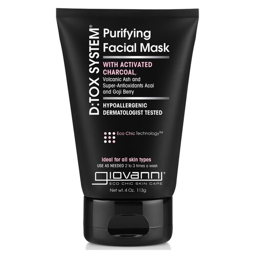 D:tox System - Purifying Facial Mask 113g