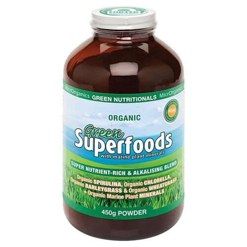 Green Superfoods Powder 450g