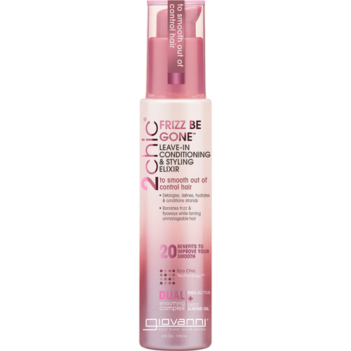 2chic Leave-in Conditioner - Frizz Be Gone 118ml