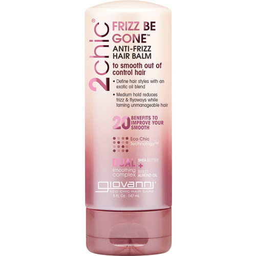 Anti-Frizz Hair Balm - Frizz Be Gone 147ml