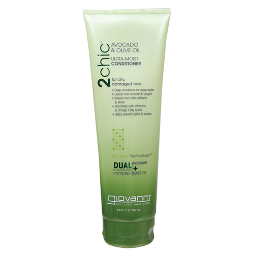 2chic Avocado and Olive Oil- Ultra-Moist Conditioner 250ml