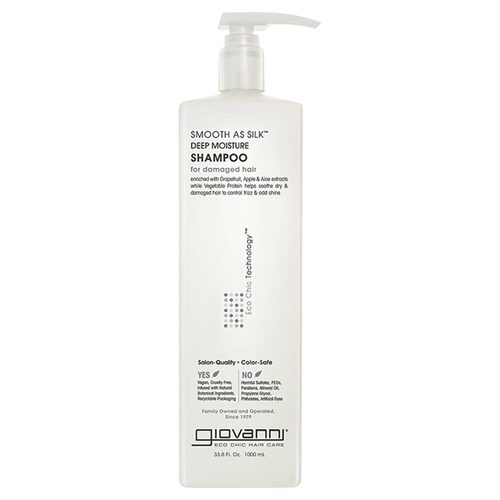 Smooth As Silk Deep Moisture Shampoo 1L