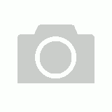 Reusable Glass Drinking Flask - Black 600ml