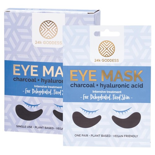 Dehydrated Skin Eye Masks (10 Pairs)