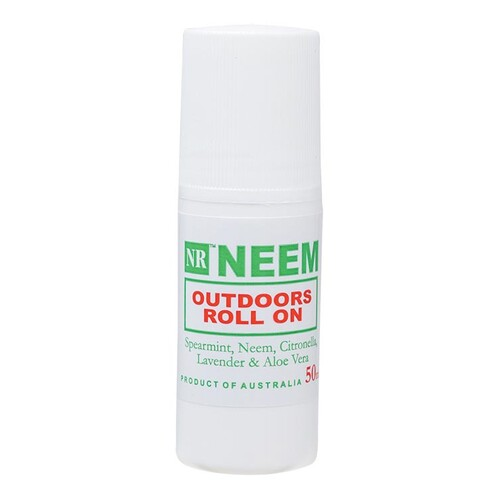 Neem Outdoors Roll On 50ml