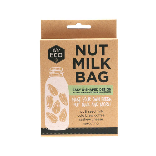 Nut Milk Bag - U Shaped