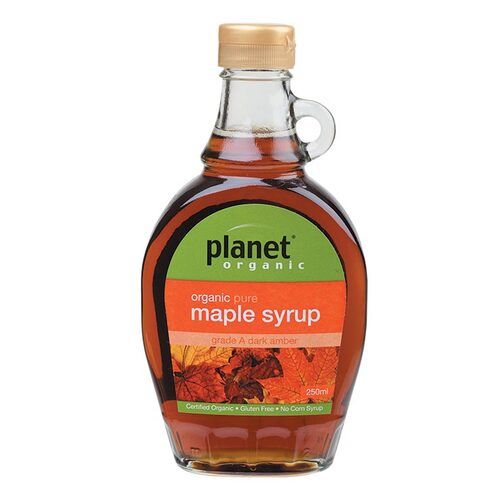 Organic Maple Syrup - Grade A 250ml