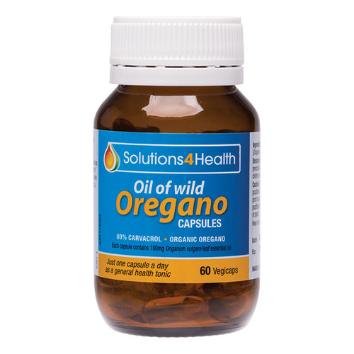 Oil of Wild Oregano VCaps x60