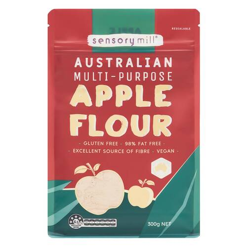 Australian Apple Flour 300g