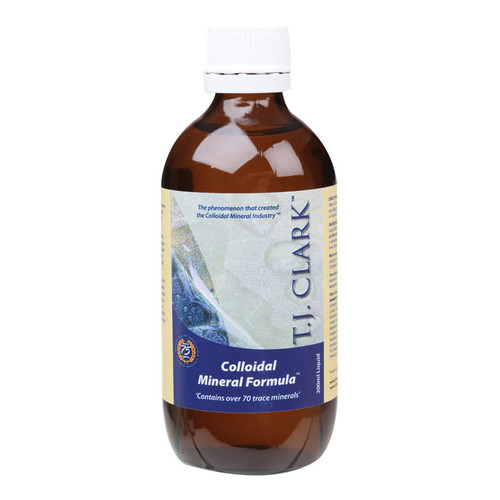 Colloidal Minerals Formula 200ml