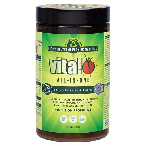 Vital All-In-One Superfood Powder 120g