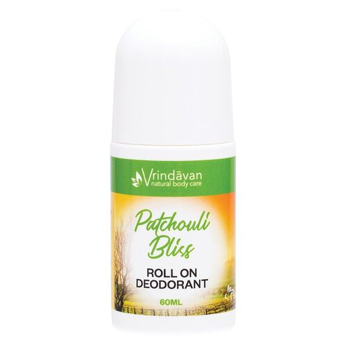 Patchouli Bliss Roll-on Deodorant 50ml