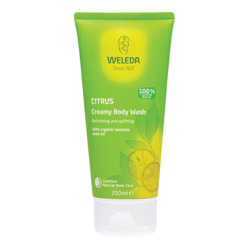 Citrus Creamy Body Wash 200ml