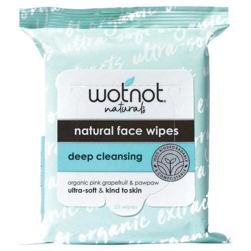 Purifying Facial Wipes x25